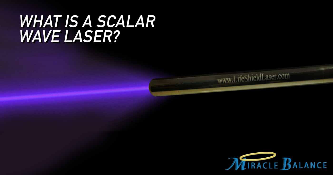 Scalar Wave Laser