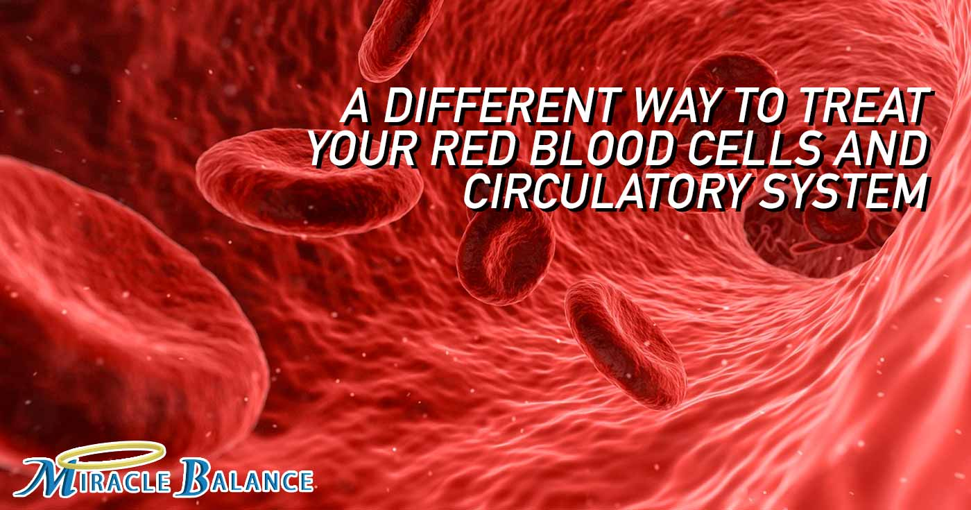 Red Blood Cells and Circulatory System