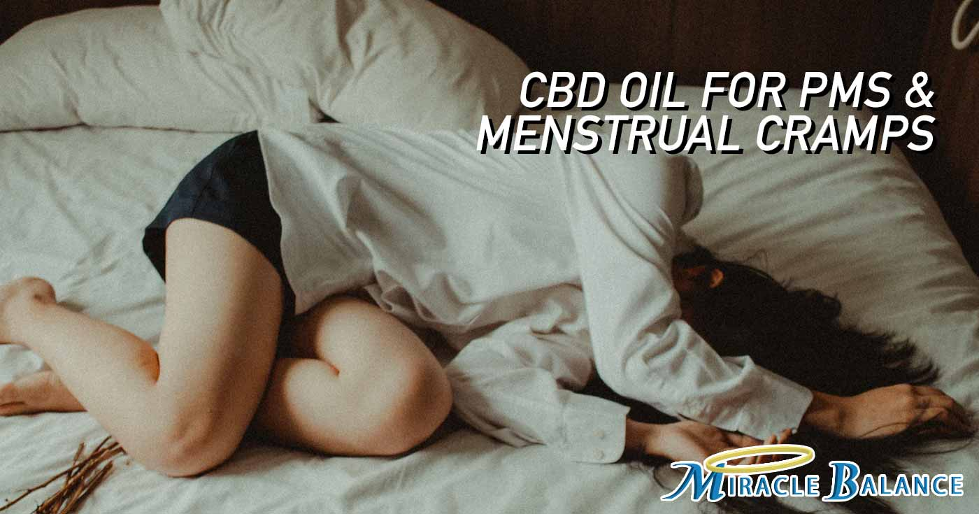 CBD Oil For PMS