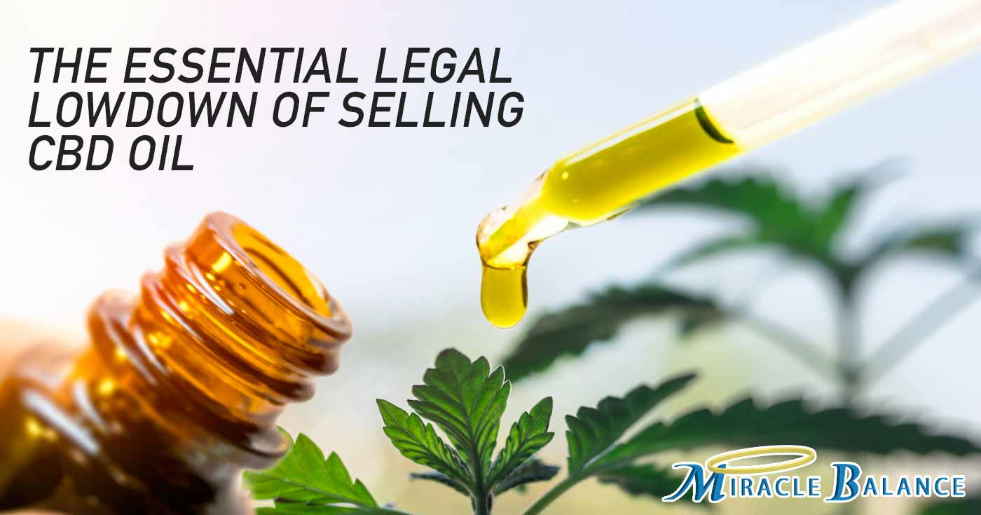 Selling CBD Oil